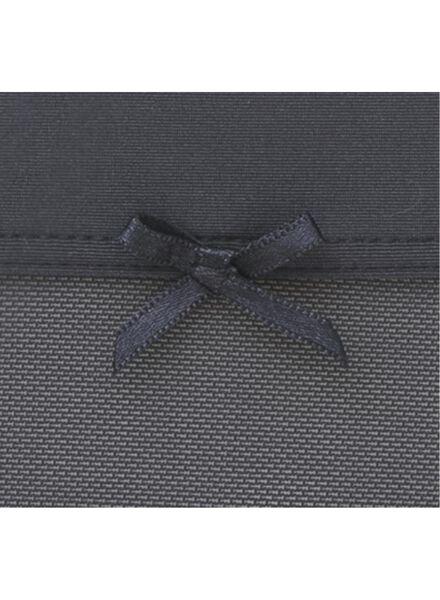 damesstring mesh grijs XL - 21659974 - HEMA