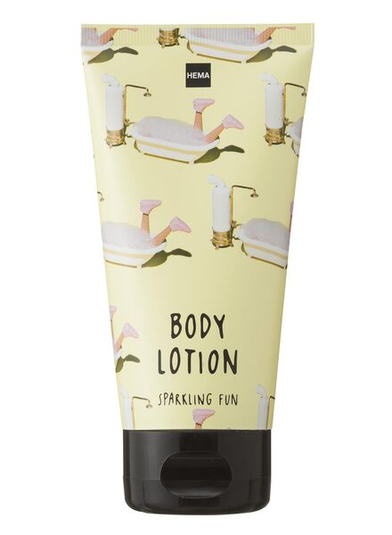 body lotion - 60600190 - HEMA