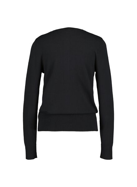 damesvest zwart - 1000014781 - HEMA