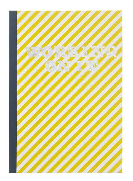 notitieboek A5 - 60700125 - HEMA