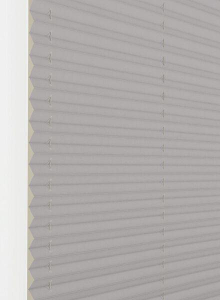plisségordijn glanzend lichtdoorlatend 20 mm - 7430089 - HEMA