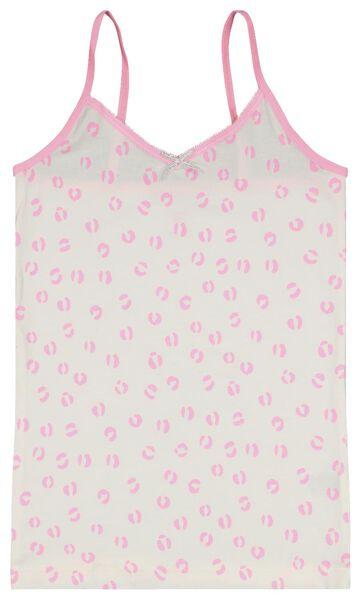 kinderhemden - 2 stuks lichtroze lichtroze - 1000023326 - HEMA