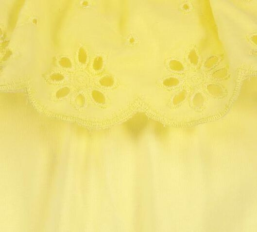 kinderjurk geel geel - 1000019688 - HEMA