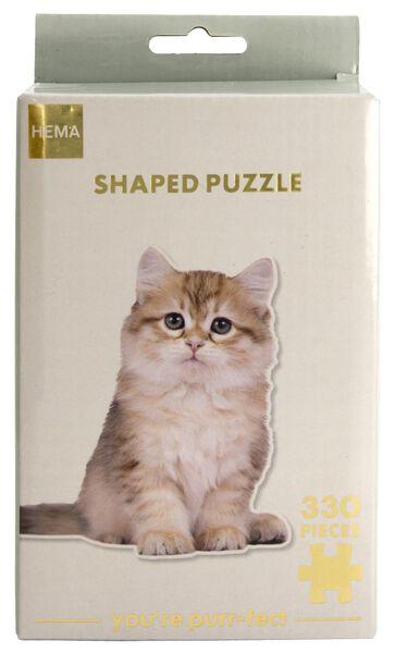 puzzel kat 330 stukjes - 61120214 - HEMA
