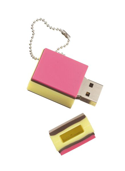 USB-stick tompouce 8GB - 39510109 - HEMA