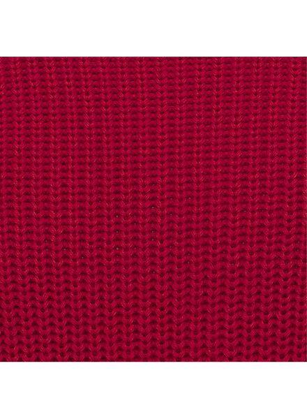 damestrui rood rood - 1000010917 - HEMA