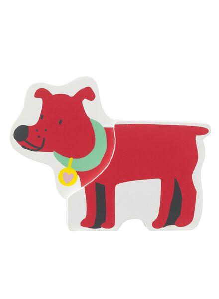 houten hond - 15170075 - HEMA