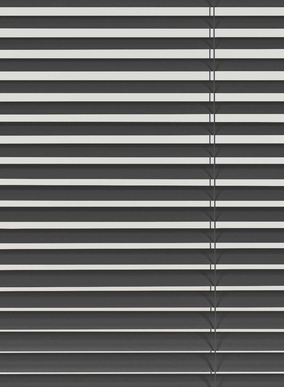 HEMA Jaloezie Aluminium Zijdeglans 25 Mm Antraciet (antraciet)