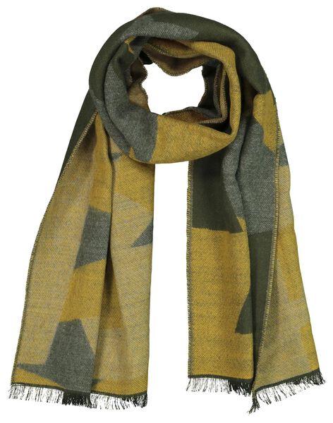 herensjaal 185x45 camouflage - 16500448 - HEMA