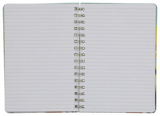 notitieboek - 12.5x16.5 - gelinieerd - 14132105 - HEMA