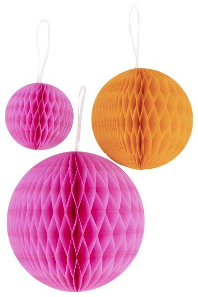 honeycombs - 3 stuks - 14230225 - HEMA