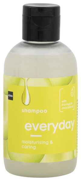 shampoo everyday mini 100ml - 11067101 - HEMA