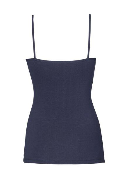 dameshemd donkerblauw donkerblauw - 1000001832 - HEMA