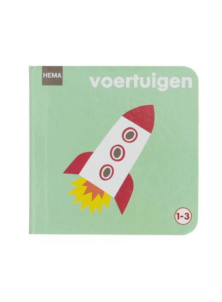 plaatjesboekje voertuigen - 15170120 - HEMA