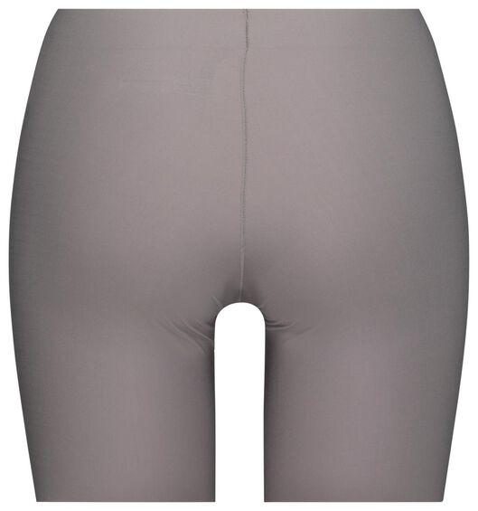 damesbiker second skin grijs XL - 21570054 - HEMA