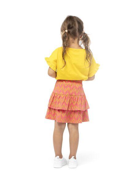kinderrok geel geel - 1000013683 - HEMA