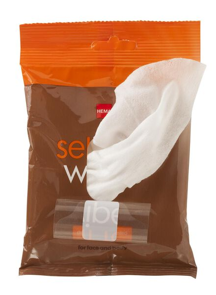 self tan wipes - 11610088 - HEMA