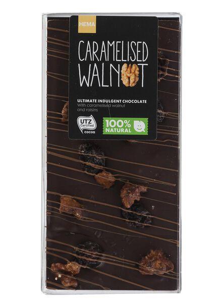 chocoladereep walnoot - 10370073 - HEMA