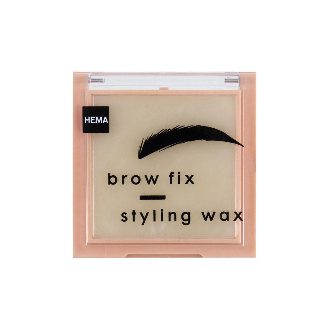 HEMA Wenkbrauw Styling Wax 5.5gr