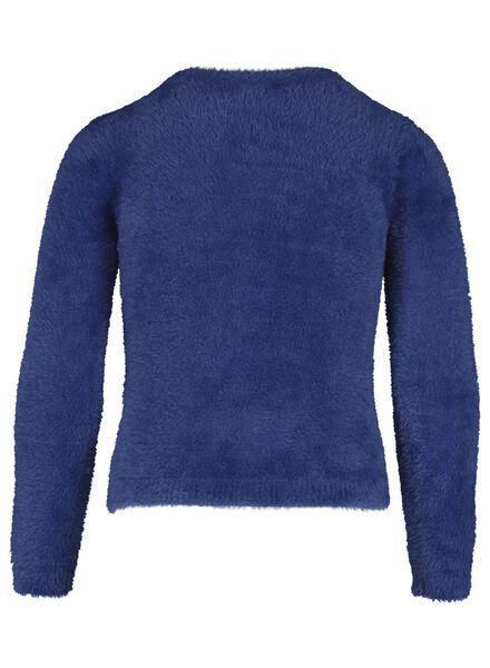 kindervest blauw blauw - 1000017094 - HEMA