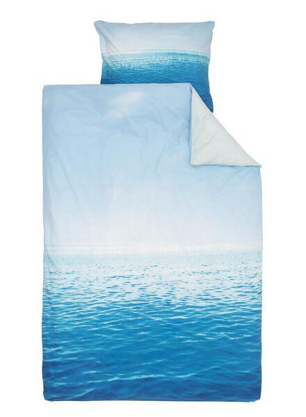 soft cotton dekbedovertrekset 140 x 200 cm - 5700083 - HEMA