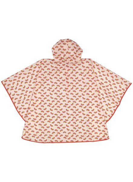 regenponcho roze - 60500494 - HEMA