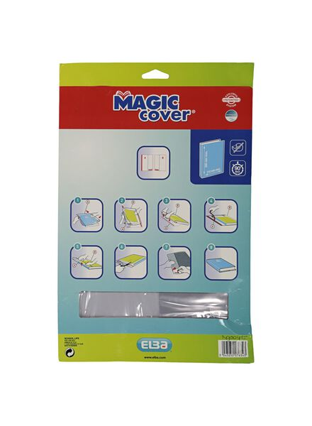 boekbescherming magic cover Elba - 5 stuks - 14900435 - HEMA