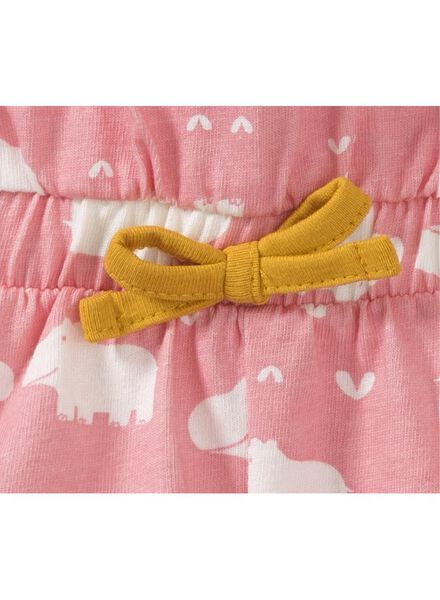 baby jumpsuit roze roze - 1000013477 - HEMA