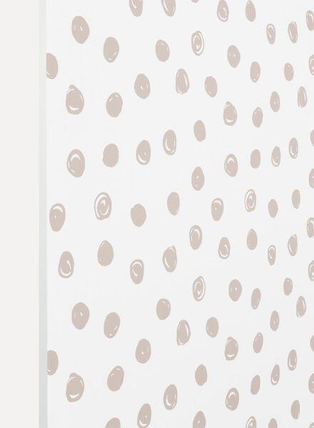 rolgordijn dessin lichtdoorlatend - 7410400 - HEMA