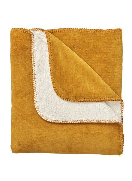 fleece plaid 130 x 150 cm - 7382045 - HEMA