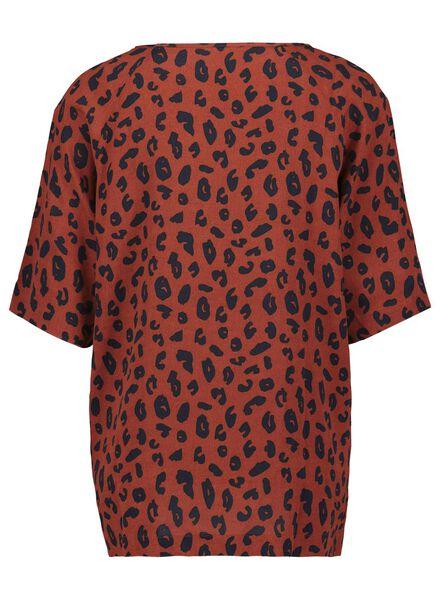 dames top bruin bruin - 1000014843 - HEMA