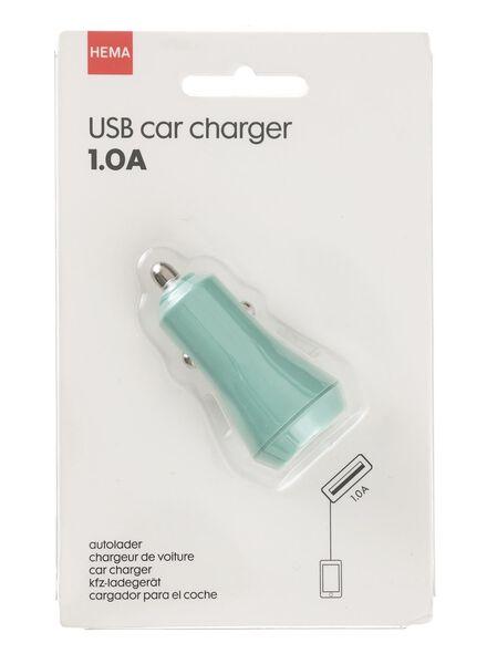 USB autolader 1.0A - 39610056 - HEMA