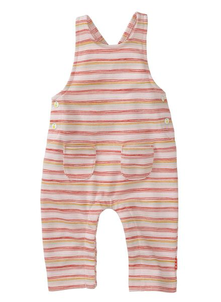 baby newborn jumpsuit roze roze - 1000013015 - HEMA