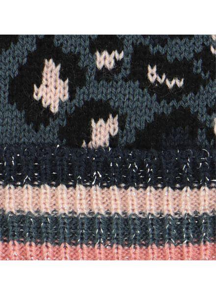 kindermuts donkerblauw - 1000014470 - HEMA