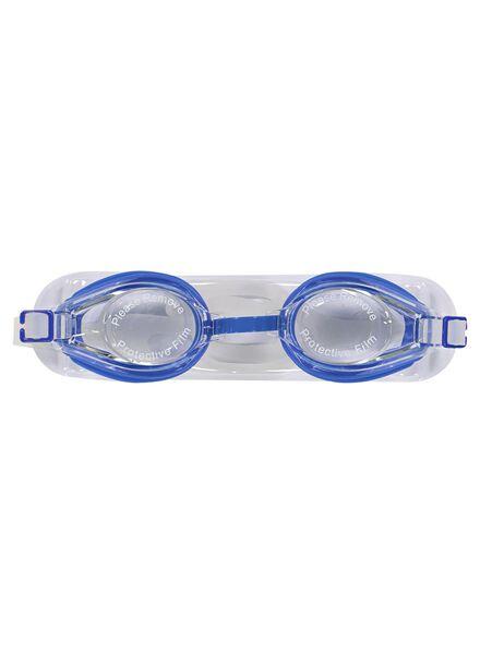 zwembril volwassenen - blauw - 15860359 - HEMA