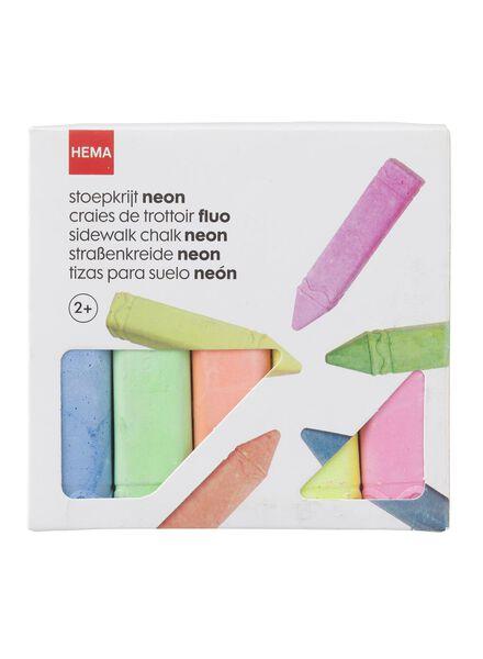 neon stoepkrijt - 15860136 - HEMA