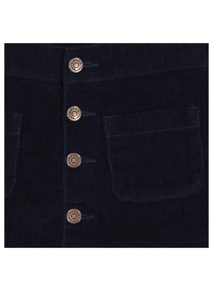 kinderrok donkerblauw donkerblauw - 1000013868 - HEMA