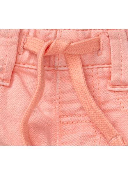 baby jog denim fluor roze fluor roze - 1000013024 - HEMA