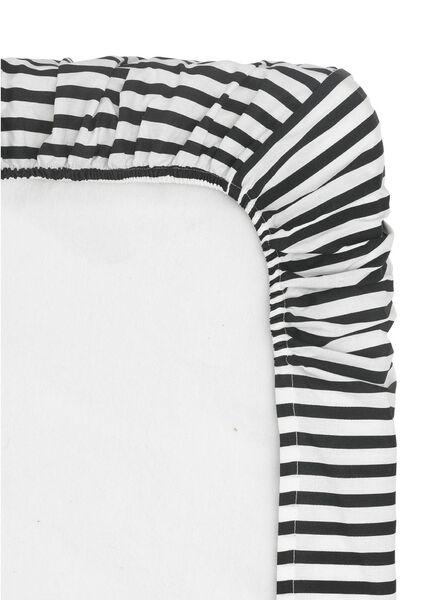 hoeslaken zacht katoen 70 x 150 cm - 5100176 - HEMA