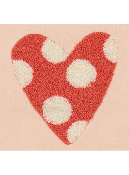babysweater zalmroze zalmroze - 1000017340 - HEMA