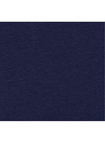 dames singlet donkerblauw L - 36316098 - HEMA