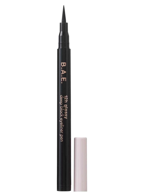 Afbeelding van B.A.E. B.A.E. Eyeliner Pen 12h Glossy Deep Black