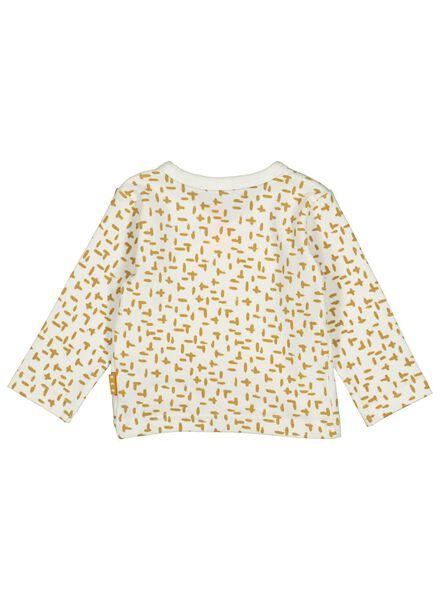 newborn set geel geel - 1000013864 - HEMA