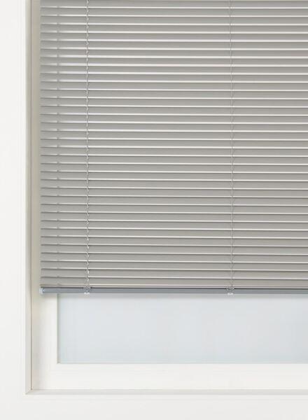 jaloezie aluminium zijdeglans 50 mm - 7420042 - HEMA