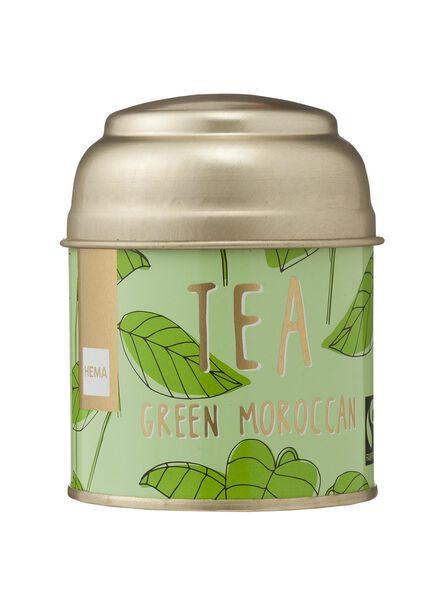 groene thee Moroccan fairtrade - 60900098 - HEMA