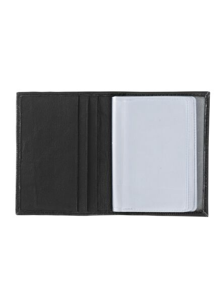 leren creditcardmapje - 18190133 - HEMA