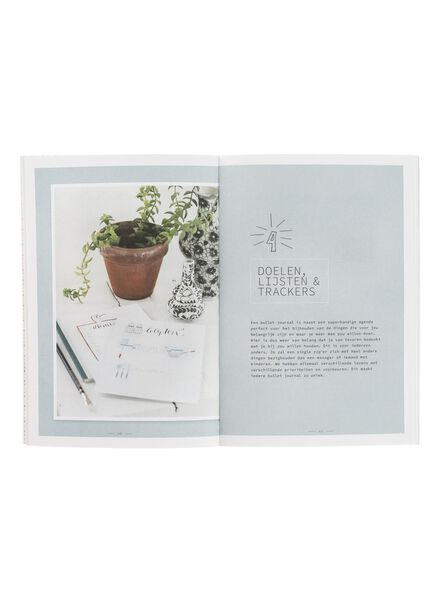 boek Bullet Journaling - 14940050 - HEMA