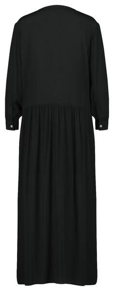 damesjurk zwart L - 36208108 - HEMA