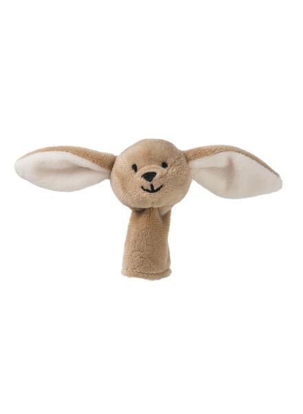 vingerpopje konijn - 15150082 - HEMA
