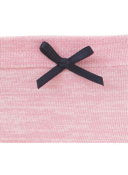 damesslip naadloos roze roze - 1000006522 - HEMA